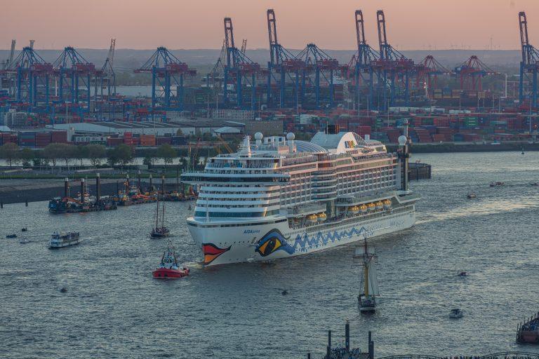 AIDAprima Hafengeburtstag 2016