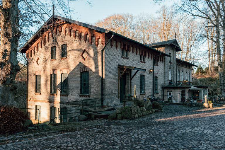 Alte Mühle in Hamburg Sasel