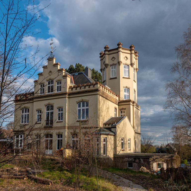 Alte Villa in Bergedorf