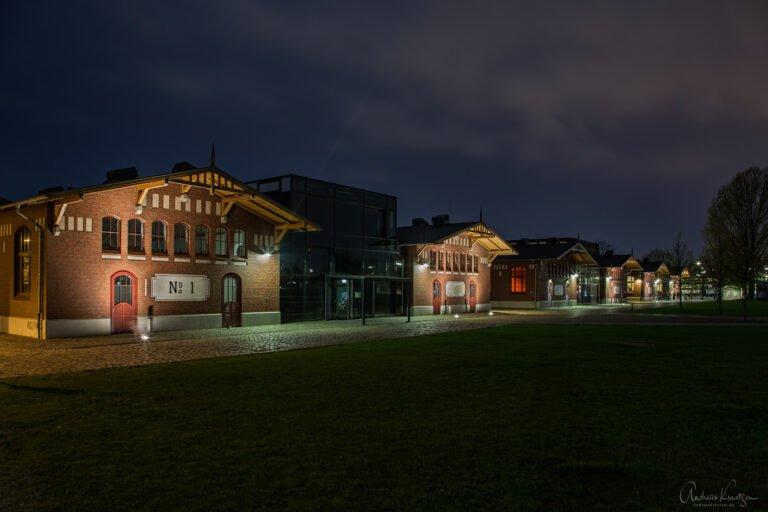 "Auswanderermuseum ""Ballinstadt"" in Hamburg Veddel"