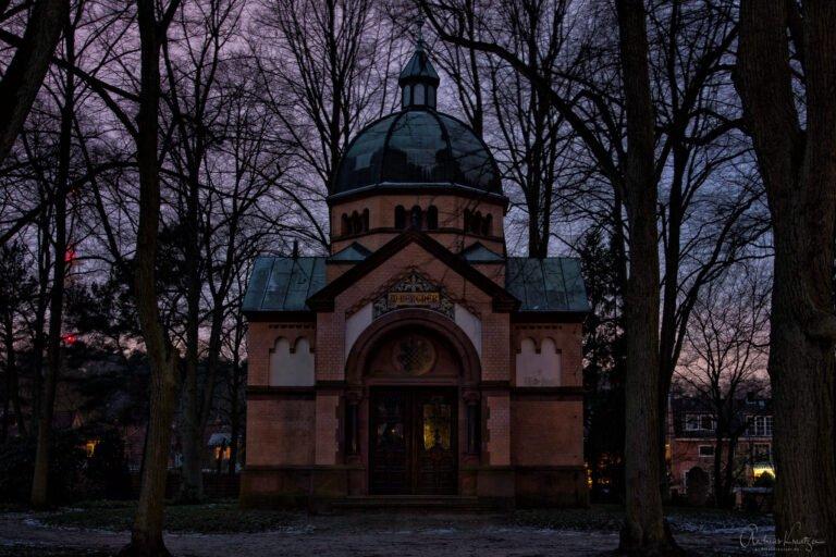 Bergener Mausoleum in Lohbrügge