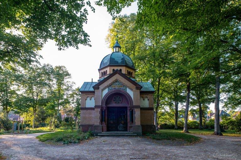 Bergner Mausoleum