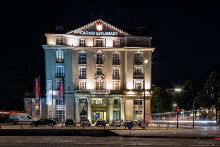 Ursprünglich als Gran Hotel erbaut, heute Casino.