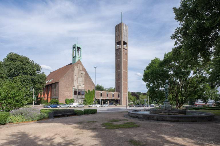 Christuskirche Wandsbek