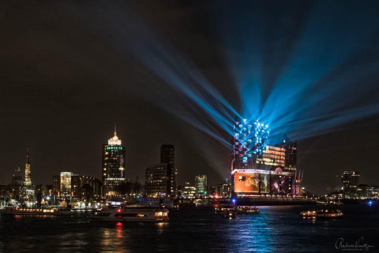 Elbphilhamonie Eroeffnungsfeier
