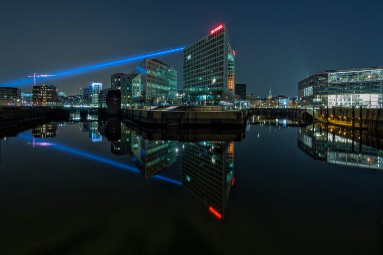 Ericusspitz mit Lichtstrahl