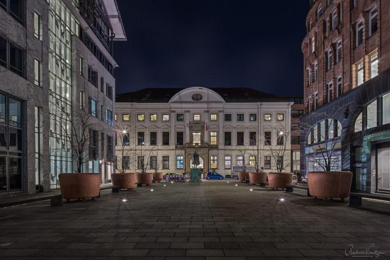Görtz-Palais am Neuen Wall