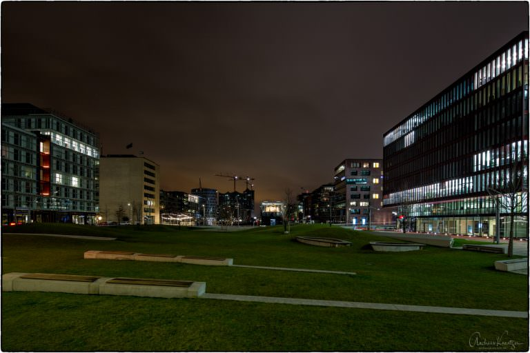 HafenCity - Sandtorpark