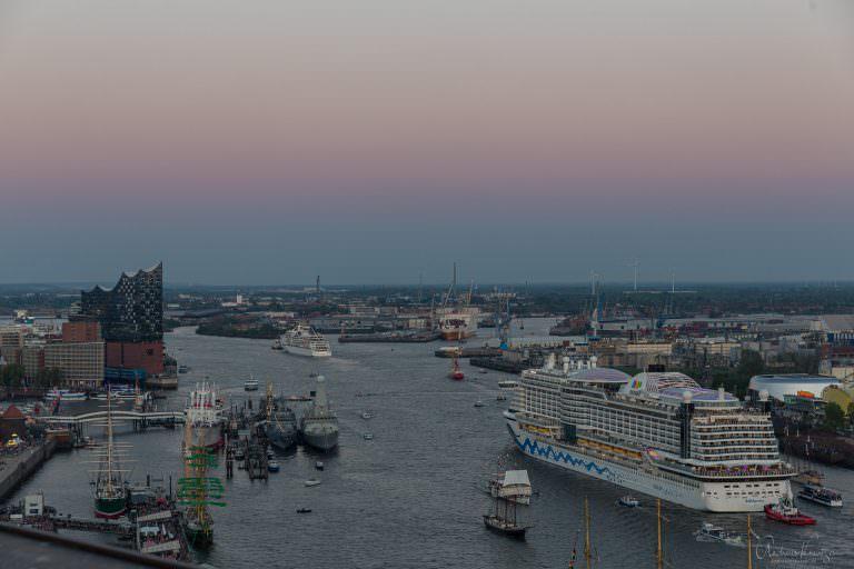 Hafengeburtstag 2016