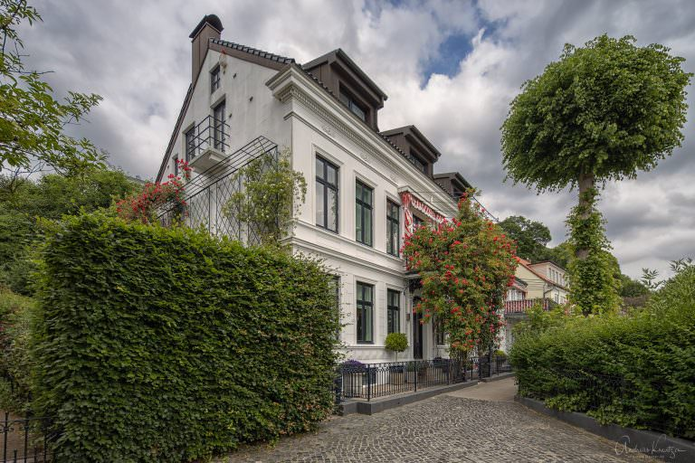 Haus in Övelgönne
