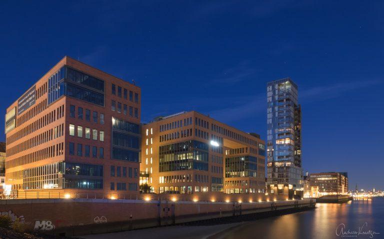 Holzhafen in Hamburg