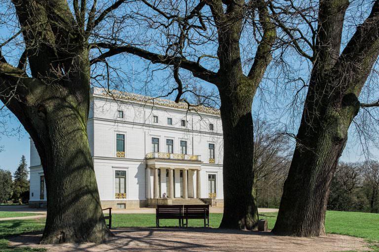 Villa im Heine Park
