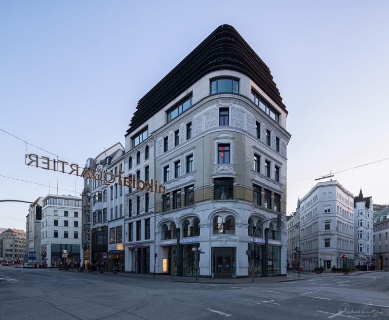 Johannis Contor in Hamburg