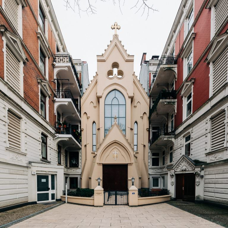 Kirche Finkenau