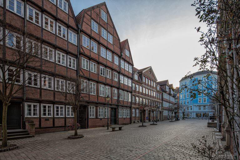 Komponistenquartier in der Peterstrasse