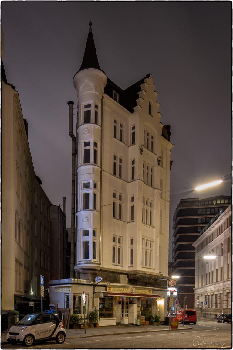 Kontorhaus an der Börsenbrücke