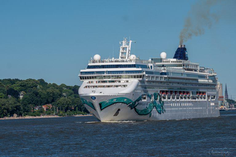 Kreuzfahrtschiff Norwegean Jade