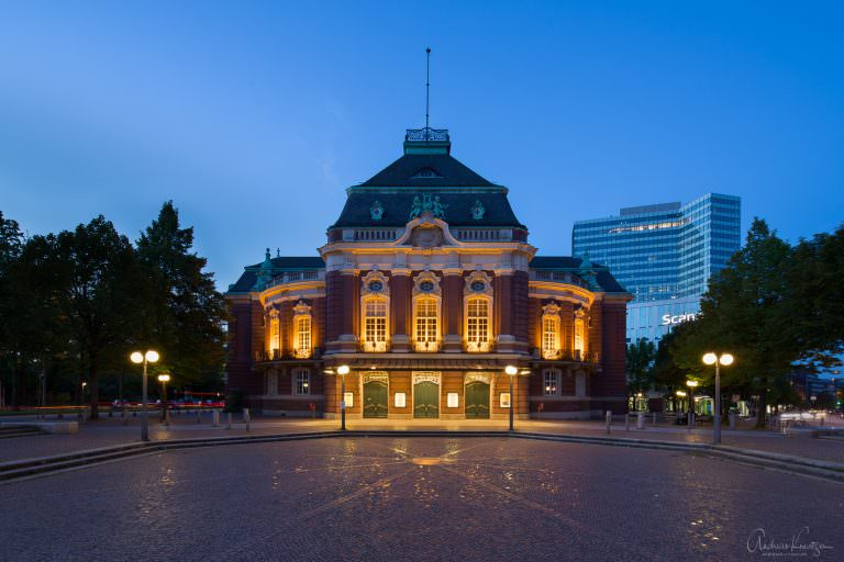 Laeiszhalle - Musikhalle Hamburg