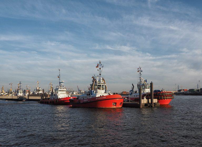Schlepperhafen