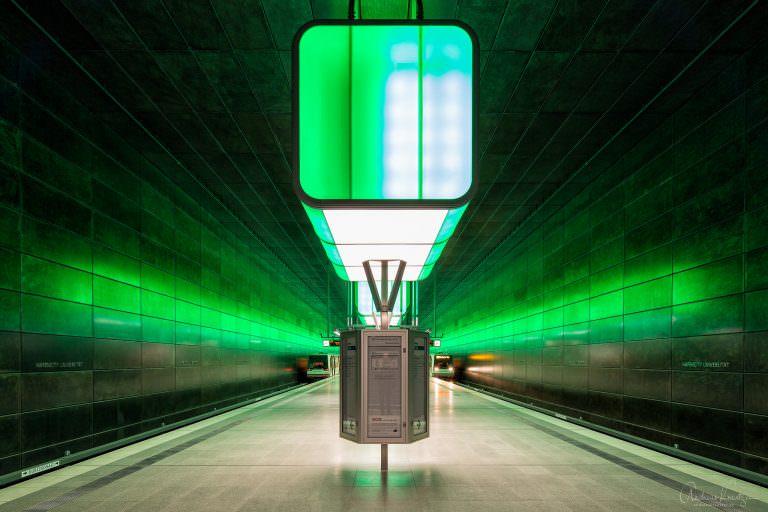 U-Bahn Station HafenCity Universitaet