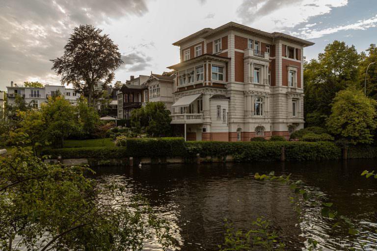 Villa an der Streekbruecke