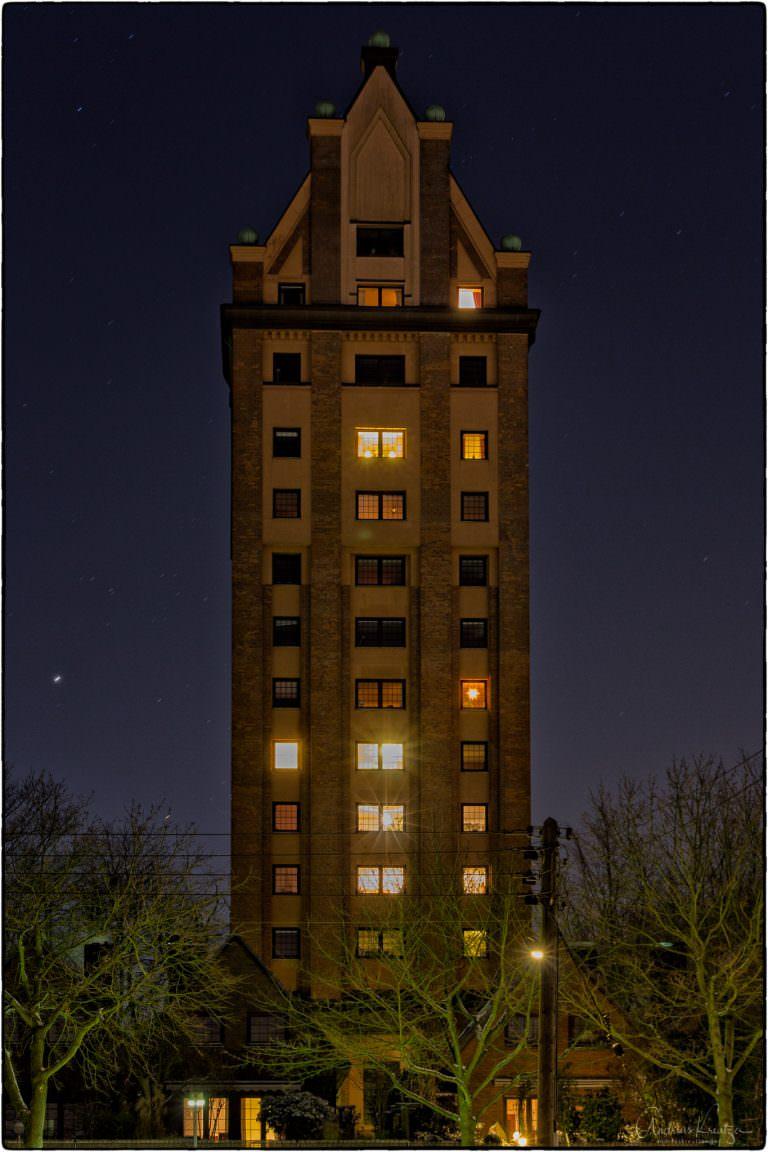 Wasserturm in Stellingen