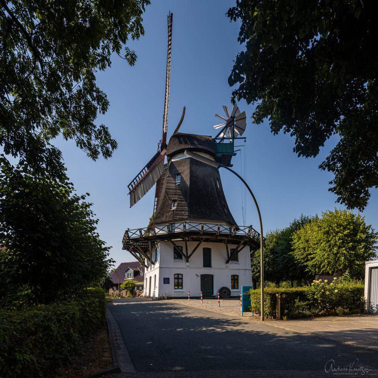Wilhelmsbuger Windmuehle