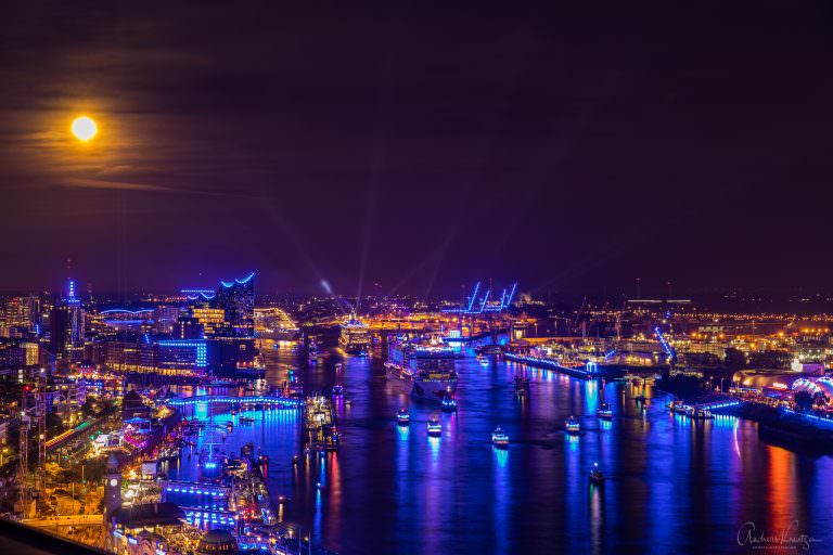 Auslaufparade Cruise Days 2019