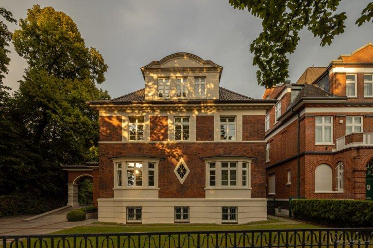 Villa an der Heilwigstraße