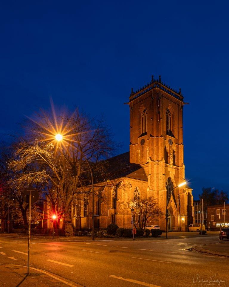 Sankt Sophien Katholisches Pfarramt Hamburg