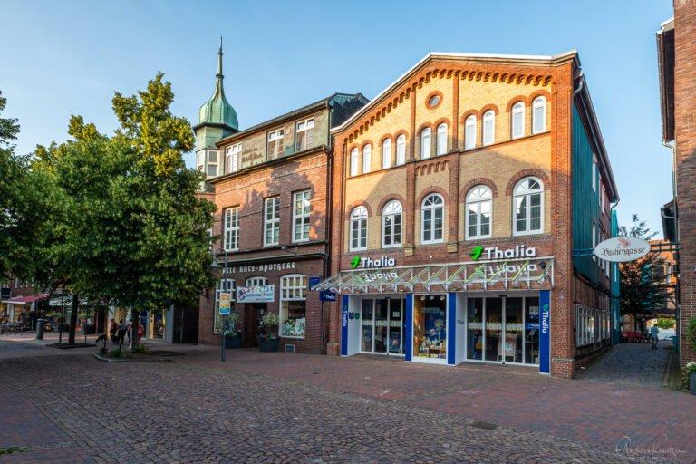 Alte Ratsapotheke in Winsen