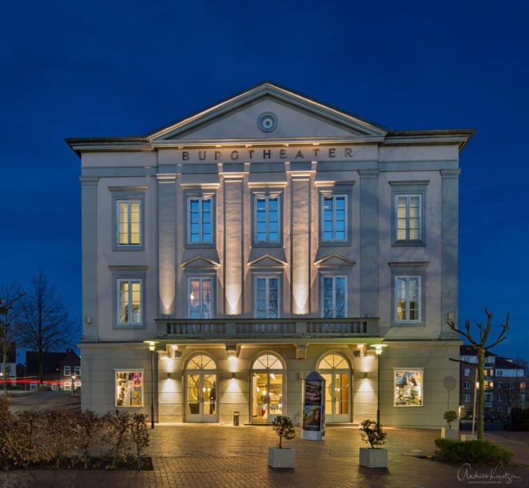 Burgtheater in Ratzeburg