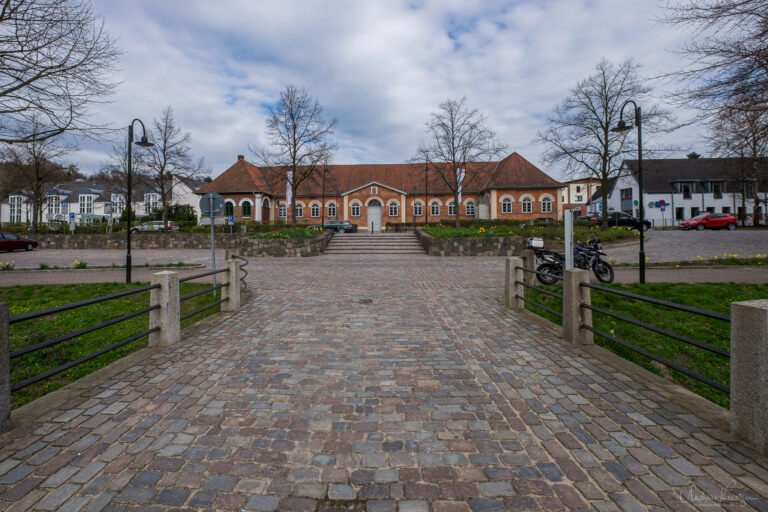 Marstall am Ahrensburger Schloss