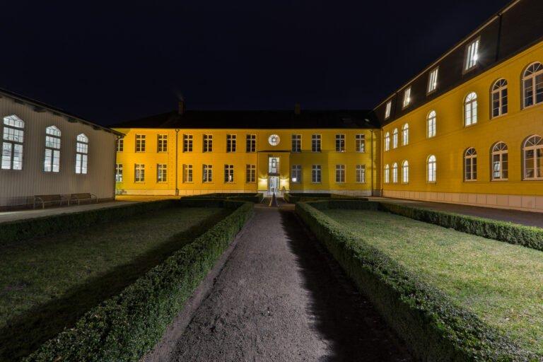 Rückseite Ratzburger Rathaus