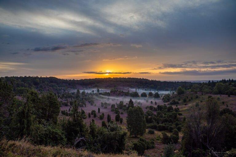 Sonnenaufgang am Totengrundbb