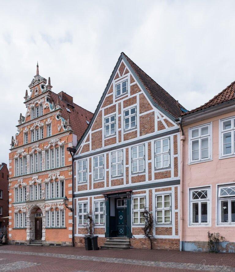 Stade - Bürgermeister-Hintze-Haus