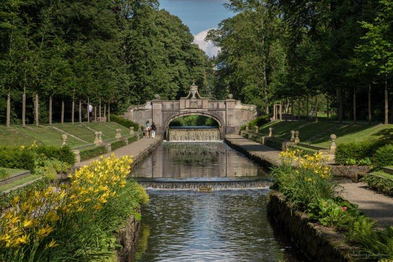 Steinerne Brücke im Schlossparl Ludwigslust